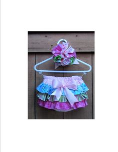 Ruffle diaper cover by HeavenlyCHill on Etsy, $18.00