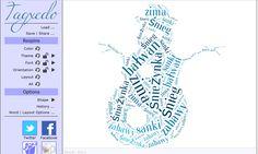 """Jak wykonać """"chmurę wyrazów"""" w Tagxedo – Creator…. Pli, Save Me, Color Themes, The Creator, Layout, History, Words, Historia"""