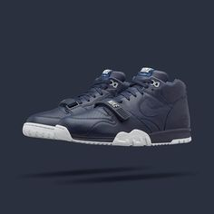 NIKE LAB  FRAGMENT DESIGN / NIKE COURT AIR TRAINER 1 MID SP / OBSIDIAN / US 9 / JP 27.0cm / Now arrival #nike #nikefragment #fragment #fragmentdesign #hiroshifujiwara #htm #nikecourt #airtrainer #airtrainer1 #airtrainer1mid #obsidian #sneaker #premier_shoes #スニーカー #ナイキ #ナイキラボ #エアトレイナー #フラグメント #フラグメントデザイン #プレミアシューズ by premier_shoes #DaylightStyle