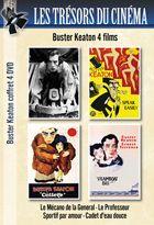 Achat  RDM Edition  DVD Buster Keaton 4 films  - Le Mécano de la General + Le Professeur + Sportif par amour + Cadet d'eau douce  http://www.rdm-edition.fr/buster-keaton-4-films-le-mecano-de-la-general-le-professeur-sportif-par-amour-cadet-d-eau-douce/V55243.html