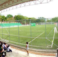 Campo de Epm en Santafe de Antioquia
