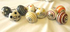 WHOLESALE JOBLOT CERAMIC KNOBs for Cupboard Drawer Cabinet **ONLY £1 PER KNOB** in Home, Furniture & DIY, Home Decor, Door Accessories/ Furniture   eBay