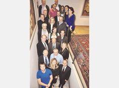 Die Kandidaten: Die Planegger CSU geht mit einer verjüngten Liste in die Kommunalwahlen 2014. foto: fkn
