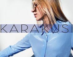 Spring-Summer 17 collection #karakusi #ss17 #collection #silk #shirt #design #minimal #elegant #berlin #nyc #emergingdesigner @karakusi_k, www.karakusi.co.uk