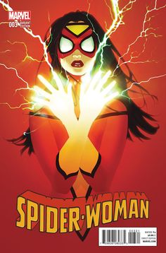 Preview: Spider-Woman #3,   Spider-Woman #3 Story: Dennis Hopeless Art: Greg Land & Jay Leisten Cover A: Greg Land & Frank D'Armata Cover B: W. Scott Forbes Publ...,  #All-Comic #All-ComicPreviews #Comics #DennisHopeless #FrankD'Armata #GregLand #JayLeisten #Marvel #Previews #Spider-Woman #W.ScottForbes