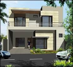 Contemporary House Elevation | Modern Designs for House India ...