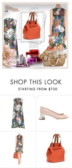 """""""SPRING ALL DAY OUTFIT"""" by rousou ❤ liked on Polyvore featuring Marni and Miu Miu"""