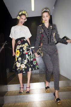 Dolce & Gabbana Spring 2016 Ready-to-Wear Beauty Photos - Vogue