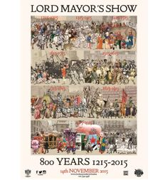 Lord Mayor's Show 800 Years By Peter Blake: Category: Art Currency: GBP Price: Retail Price: 'Lord Mayor's Show… Art Prints For Sale, Art For Sale, Fine Art Prints, Mayor Of London, Peter Blake, Pop Art Movement, London Museums, Craft Box, Box Frames