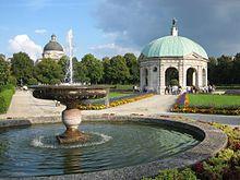 Hofgarten (München) – Wikipedia