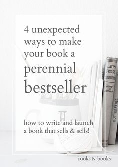 How to Write a Perennial Seller
