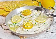 Ciao Chow Linda: Flounder and Fennel with Lemon and Oranges