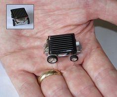 Worlds Smallest Car