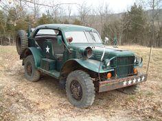Dodge Power Wagon command car