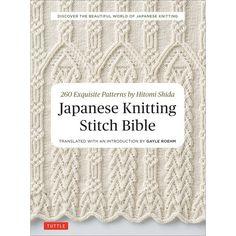 Japanese Stitch Bible