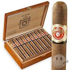 Punch Gran Cru - Cigars International