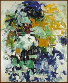 Joan Mitchell, Chord VII, 1987