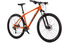 Classic Orange Hardtail thinking The 29er version of the Clockwork just keeps us coming back for more. Even more so for 2017 as we've lengthend the top tube and shortend the stem for improved rider we