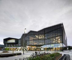 Cultural Center Stjordal | Reiulf Ramstad+Lusparken Arkitekter & JSTArkitekter