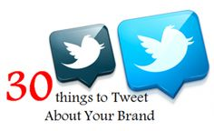 This post provides a list of tips that should be posted to Twitter regarding your brand. It is a nice blend of business and personality.