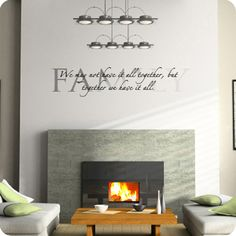 I love vinyl-i think it is a great accent to any home and any room