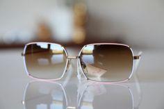 c9b2f9233b38 Polaroid Vintage Tortoise Sunglasses Pink  Light Pink  Gold Non Polarizing  Lens Polaroid