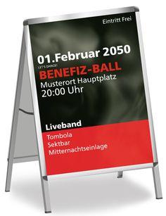 Individuelle Plakate für verschiedene Veranstaltungen #poster #plakate #einfachesdesign #onlineprintxxl