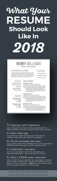 30 best Resume images on Pinterest Resume tips, Career advice and