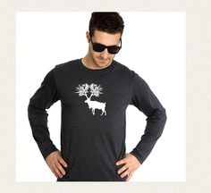 Caribou is a long sleeve shirt from PLB Design