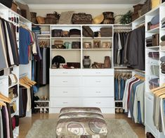 Dream Closets By:Quality Builders