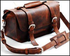 Doktor Bag oder Leder Tasche für Männer von sizzlestrapz auf Etsy, $559.00