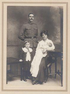 WWI Family Group Manitoba | Flickr - Photo Sharing!