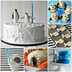 Throw a Penguin Birthday Party!
