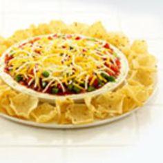 #recipe #food #cooking Tostitos Rapido Pizza