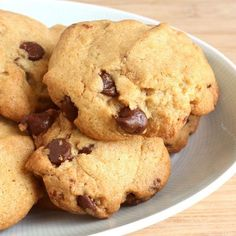 Classic Chocolate Chip Cookies - Let the dough sit overnight in the refrigerator for improved flavor and texture.