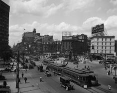 Detroit in the 1910s