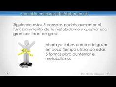 Como Adelgazar En Poco Tiempo... 5 Formas de Aumentar el Metabolismo - http://dietasparabajardepesos.com/blog/como-adelgazar-en-poco-tiempo-5-formas-de-aumentar-el-metabolismo/