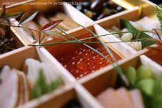 Japanese food -Osechi ryori-