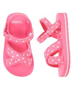 Polka Dot Flip Flop at Gymboree