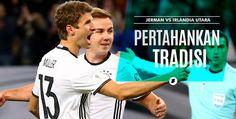 Prediksi Jerman vs Irlandia Utara 12 Oktober 2016 - Bola.net