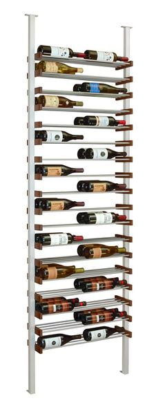 Millesime wine racks, large array of configurations to adapt to your environment