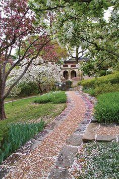 Gorgeous Gardens: Dumbarton Oaks