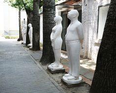 798 art zone beijing - Google Search