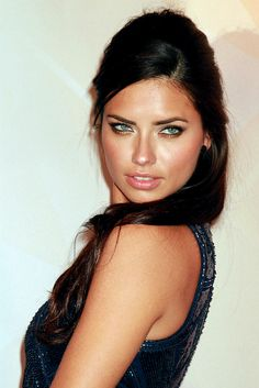 Adriana Lima at the Victoria's Secret Dream Angels Fantasy Bra debut at the Fashion Show mall in Las Vegas, Nevada.