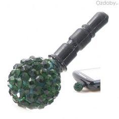 Subtelny charm w kolorze soczystej zieleni