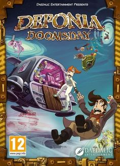 Deponia Doomsday PC [2016] [Inglés/Multi]