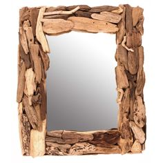 Another rectangular mirror