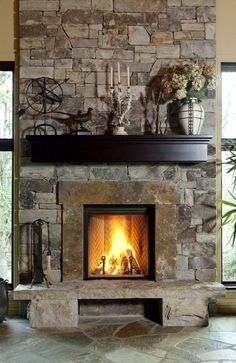 rumford fireplaces | Entertain in style with Renaissance Fireplace's Rumford, which is so ...