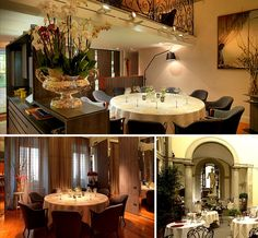 Enoteca Pinchiorri: Three Michelin Stars in Florence - Enoteca Pinchiorri: tres estrellas que brillan en Florencia #restaurant #luxury #restaurante #lujo #florencia