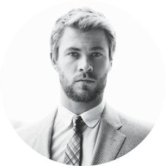Thor :-) Chris Hemsworth by David Slijper